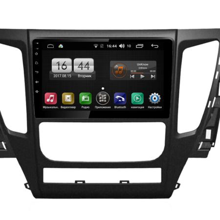 Штатная магнитола FarCar s185 для Mitsubishi Pajero Sport на Android (LY1181R)