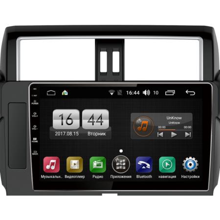 Штатная магнитола FarCar s185 для Toyota Land Cruiser Prado 150 2013-2016 на Android (LY531R)