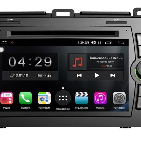 Штатная магнитола FarCar s300 для Toyota Land Cruiser 120 2002-2010 на Android (RL456)