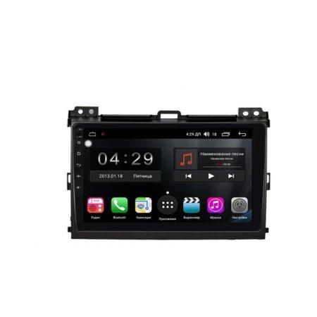 Штатная магнитола FarCar s300-SIM 4G для Toyota Land Cruiser 120 2002-2010 на Android (RG456R)