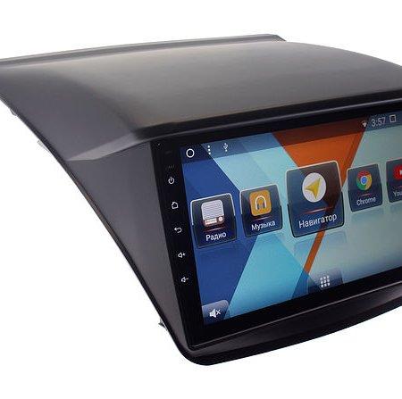 Штатная магнитола для Mitsubishi Pajero Sport, L200 2008-2012 на Android AM-3171-T8