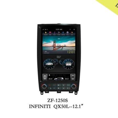 Штатная магнитола Tesla Carmedia ZF-1226 INFINITY QX50
