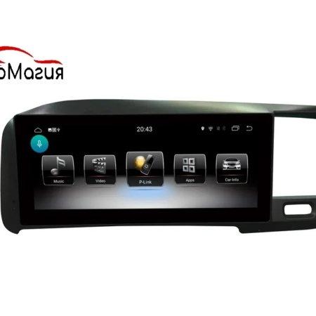 Штатная магнитола Carmedia XN-V8001 Volvo S60/V60 (2011-2014) Android