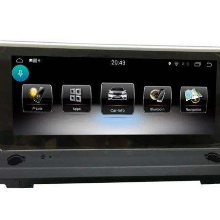 магнитола Carmedia XN-V8005 Volvo XC90 Android