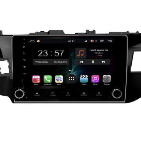 Штатная магнитола FarCar s300-SIM 4G для Toyota Corolla 2013-2016 на Android (RG307RB)