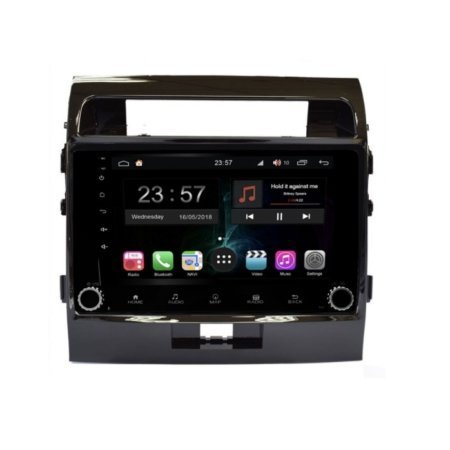 Штатная магнитола FarCar s300-SIM 4G для Toyota Land Cruiser 200 на Android (RG381RB)