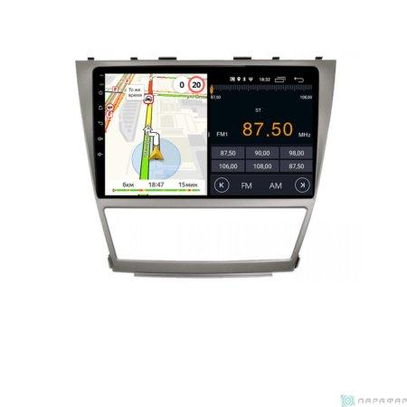 Штатная магнитола Parafar для Toyota Camry 2006-2011 V40 на Android 8.1.0 (PF064LTX)