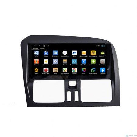 Штатная магнитола Parafar для Volvo XC60 (на авто (2008-2012) без штатного экрана и на авто (2014-2018) с экраном 7 дюймов (штатный AUX)) (PF192P)