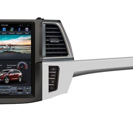 Штатная магнитола Parafar с IPS матрицей Tesla для Toyota Highlander 2014-2020 U50 на Android (PF467T12)