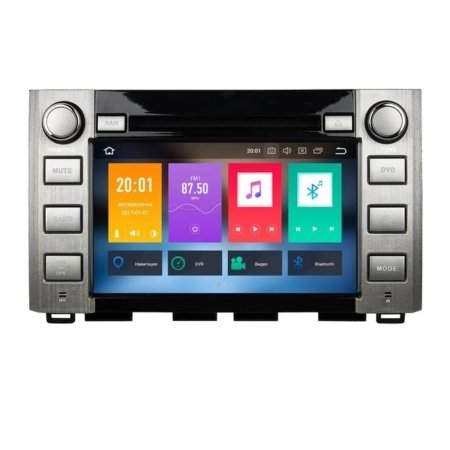 Штатная магнитола CarmediaKD-8098-P30 для Toyota Tundra 2013+ Android
