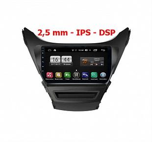 Штатная магнитола FarCar s195 для Hyundai Elantra 2010-2013 на Android (LX360R)