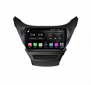 Штатная магнитола FarCar s300-SIM 4G для Hyundai Elantra 2010-2013 на Android (RG360R)