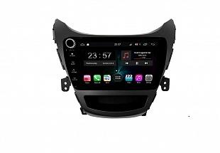 Штатная магнитола FarCar s300-SIM 4G для Hyundai Elantra 2010-2013 на Android (RG360RB)