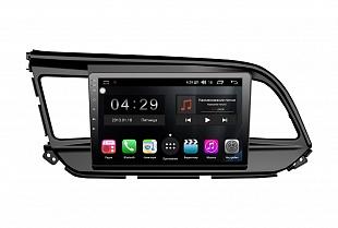 Штатная магнитола FarCar s300-SIM 4G для Hyundai Elantra 2018+ на Android (RG1159R)