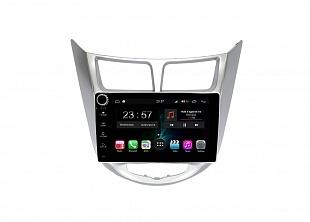 Штатная магнитола FarCar s300-SIM 4G для Hyundai Solaris 2010-2017 на Android (RG067RB)