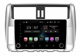 Штатная магнитола FarCar s300-SIM 4G для Toyota Land Cruiser Prado 150 2009-2013 на Android (RG065RB)