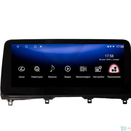 "Штатная магнитола Parafar Андроид для Lexus RX 2015-2019 экран 12.3"" (PF4805B)"