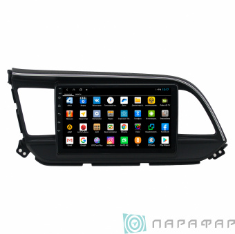 Штатная магнитола Parafar для Hyundai Elantra 6 2019+ на Android 8.1.0 (PF365XHD)