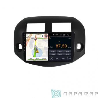 Штатная магнитола Parafar для Toyota RAV4 2006-2012 на Android 8.1.0 (PF018LTX)