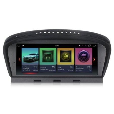 Штатная магнитола Carmedia MKD-B986 для BMW 3 Series E90 (2005-2009), BMW5 Series E60 (2004-2009) CCC на Android