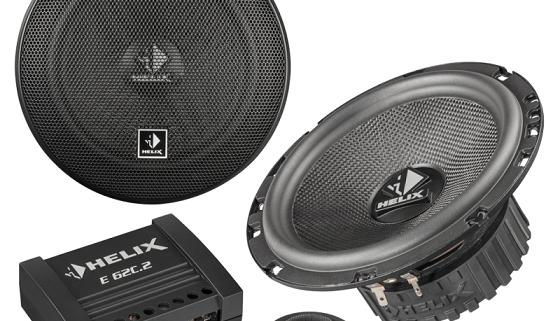 Helix E 62C.2 2-компонентная акустика
