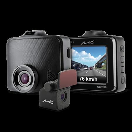 Видеорегистратор Mio MiVue C380D GPS