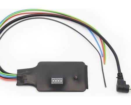 Адаптер кнопок на руле резистивный, универсальный MiniJack UN-DIP
