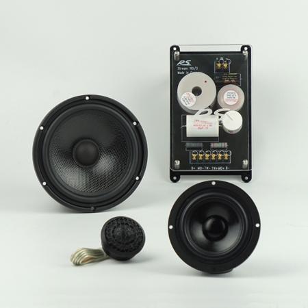 RS Audio Stream 3 3-компонентная акустика