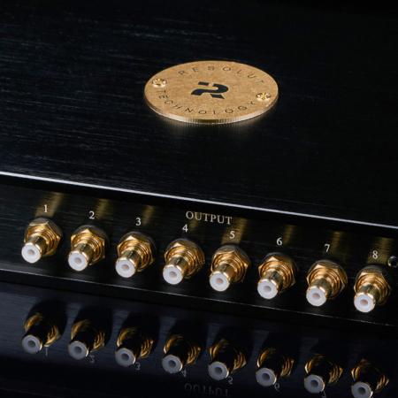 Resolut J-DSP аудиопроцессор