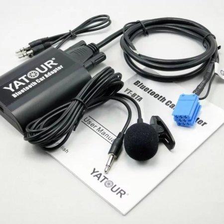 Адаптер Yatour YT-BTA VW8 для магнитол Volkswagen / Audi / Skoda 8-pin