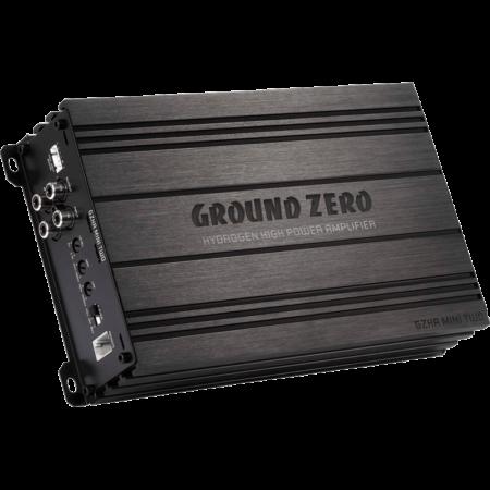 Ground Zero GZHA Mini Two 2-канальный усилитель