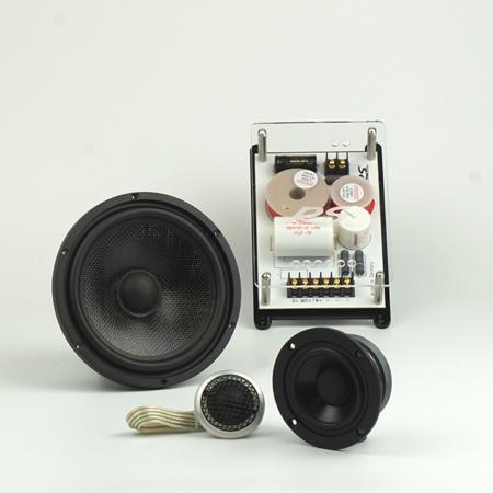RS Audio Revelation 165-3 3-компонентная акустика