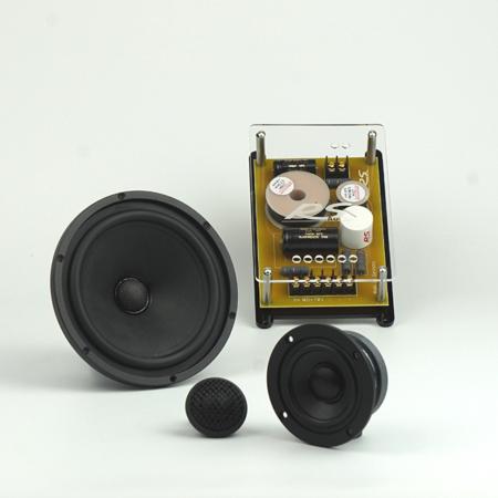 RS Audio Spirit 165-3 3-компонентная акустика