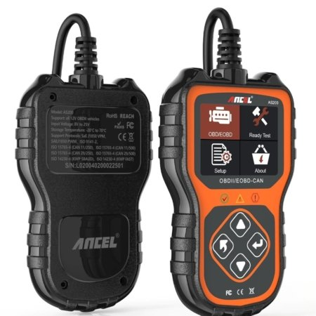 Автомобильный сканер АNCEL AS200
