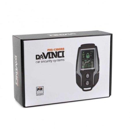 Автосигнализация DaVINCI PHI-1380RS с автозапуском