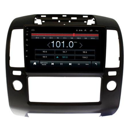 Штатная магнитола для Nissan Navara 2004 - 2010 на Android WM-AM